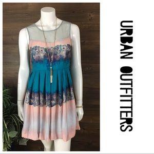Kimchi Blue Tie Dye Fields Dress